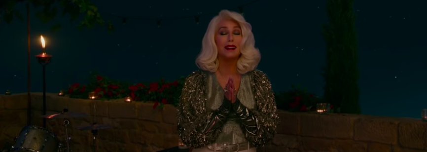 Cher was never asked to be in Mamma Mia!
