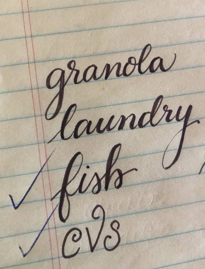 23 Examples Of Penmanship Porn That Will Sexually Excite You