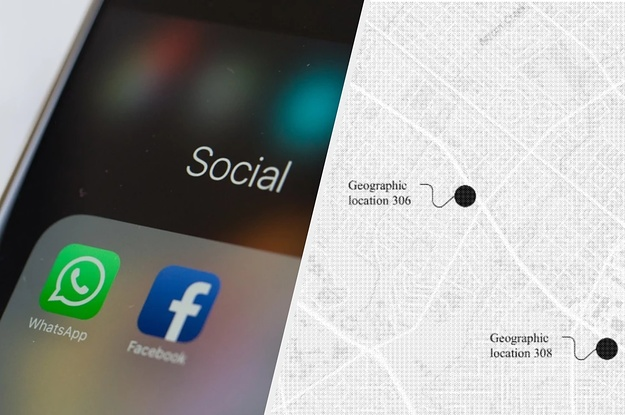 Facebook Filed A Patent To Calculate Your Future Location