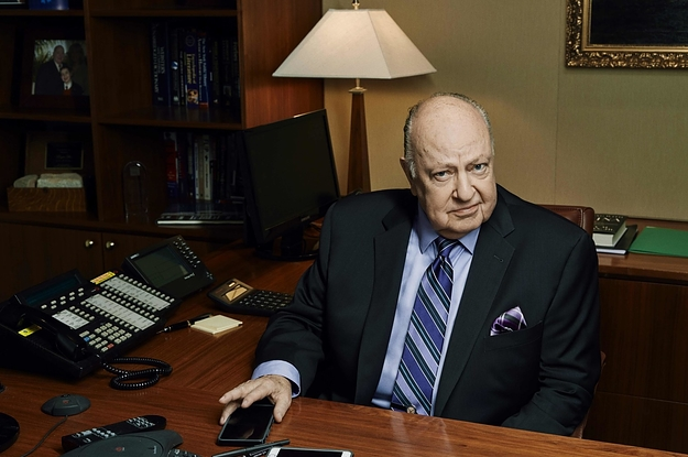 Inside The New Documentary About Fox News' Founder Roger Ailes