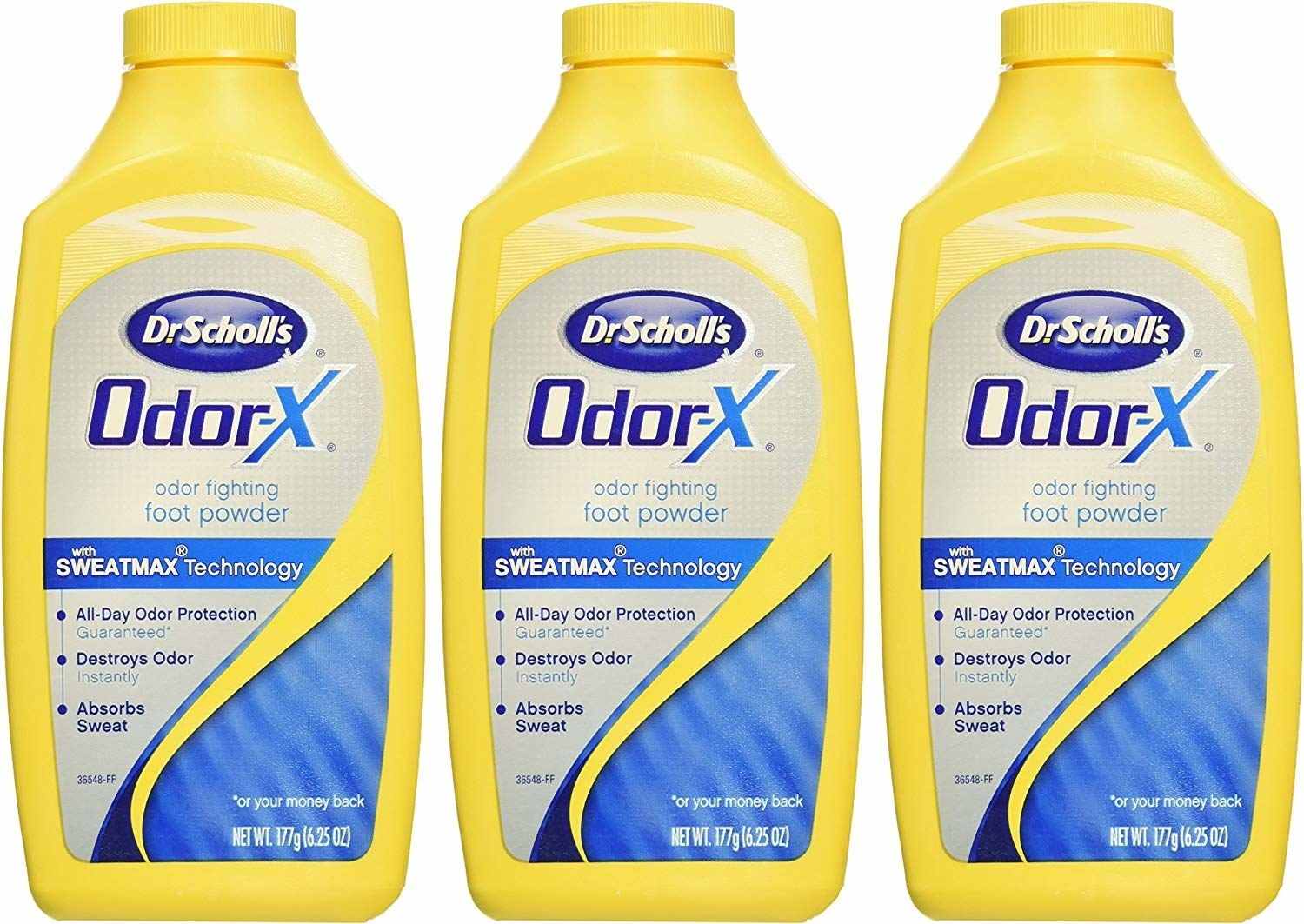 Works for up to 3 months 2 x Deo Sole Stops Foot and Shoe Odour Stink 1 pair