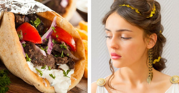 Eat Your Way Through Greece And We'll Reveal Which Greek Goddess You Are
