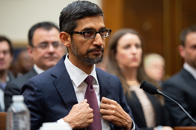 Hey Google, What's The Point Of Silicon Valley's Tech Hearings?