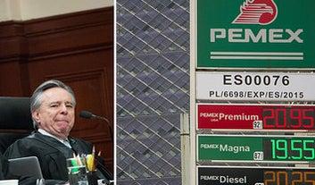 La Suprema Corte gastó 17 millones de pesos en vales de gasolina