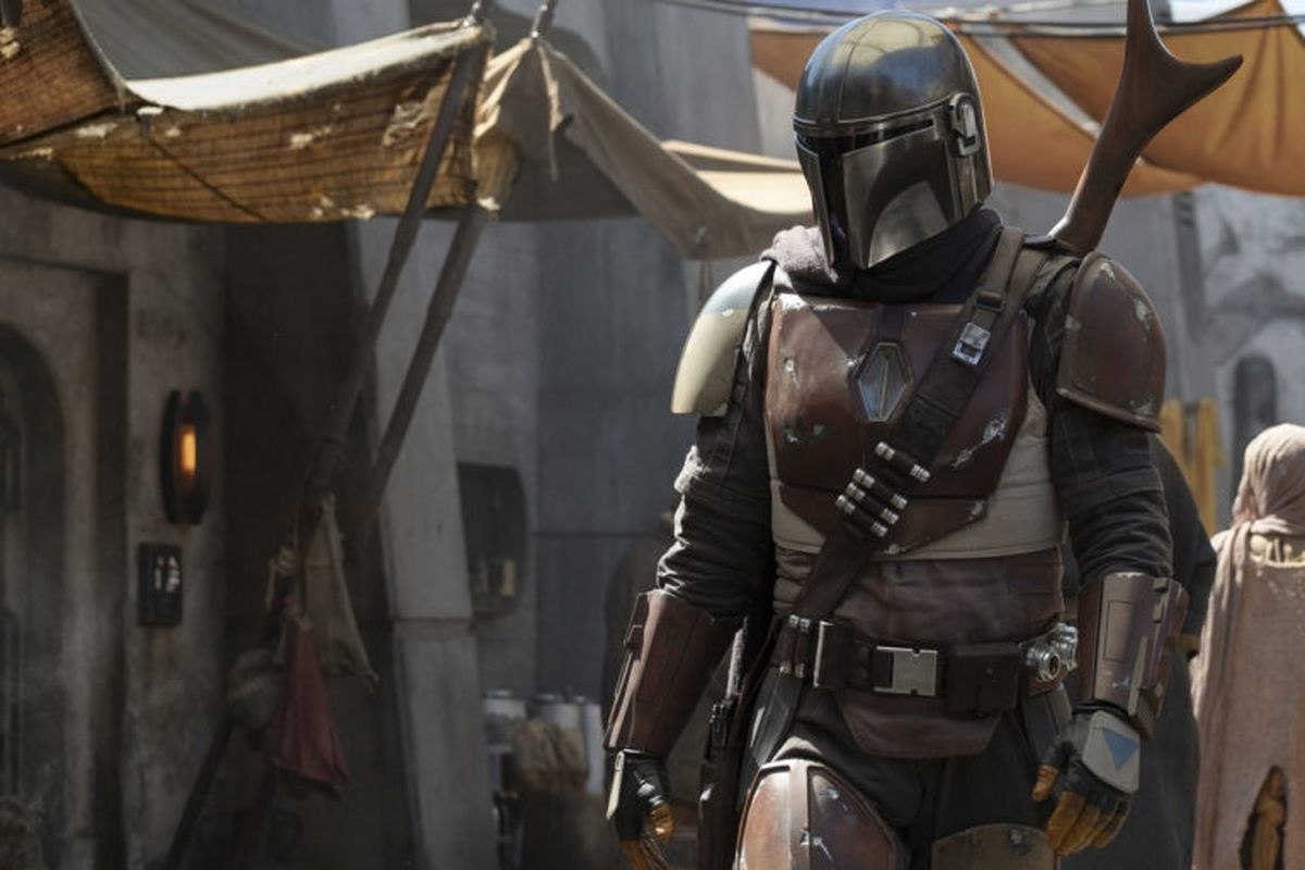 """And  The Mandalorian  will follow his title hero, described as """"a lone Mandalorian gunfighter in the outer reaches of the galaxy."""" Mandalorians, for those who don't know, are the race of people that fan-favorite Boba Fett is from."""