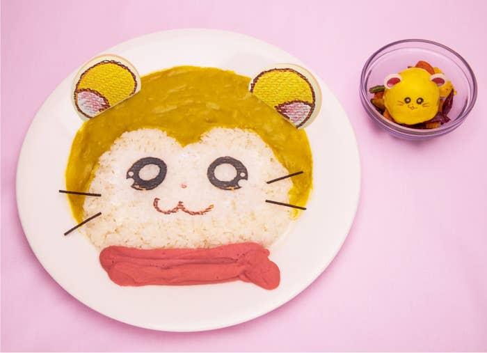 マフラー部分の食材が気になりますね。価格は税抜1590円です。
