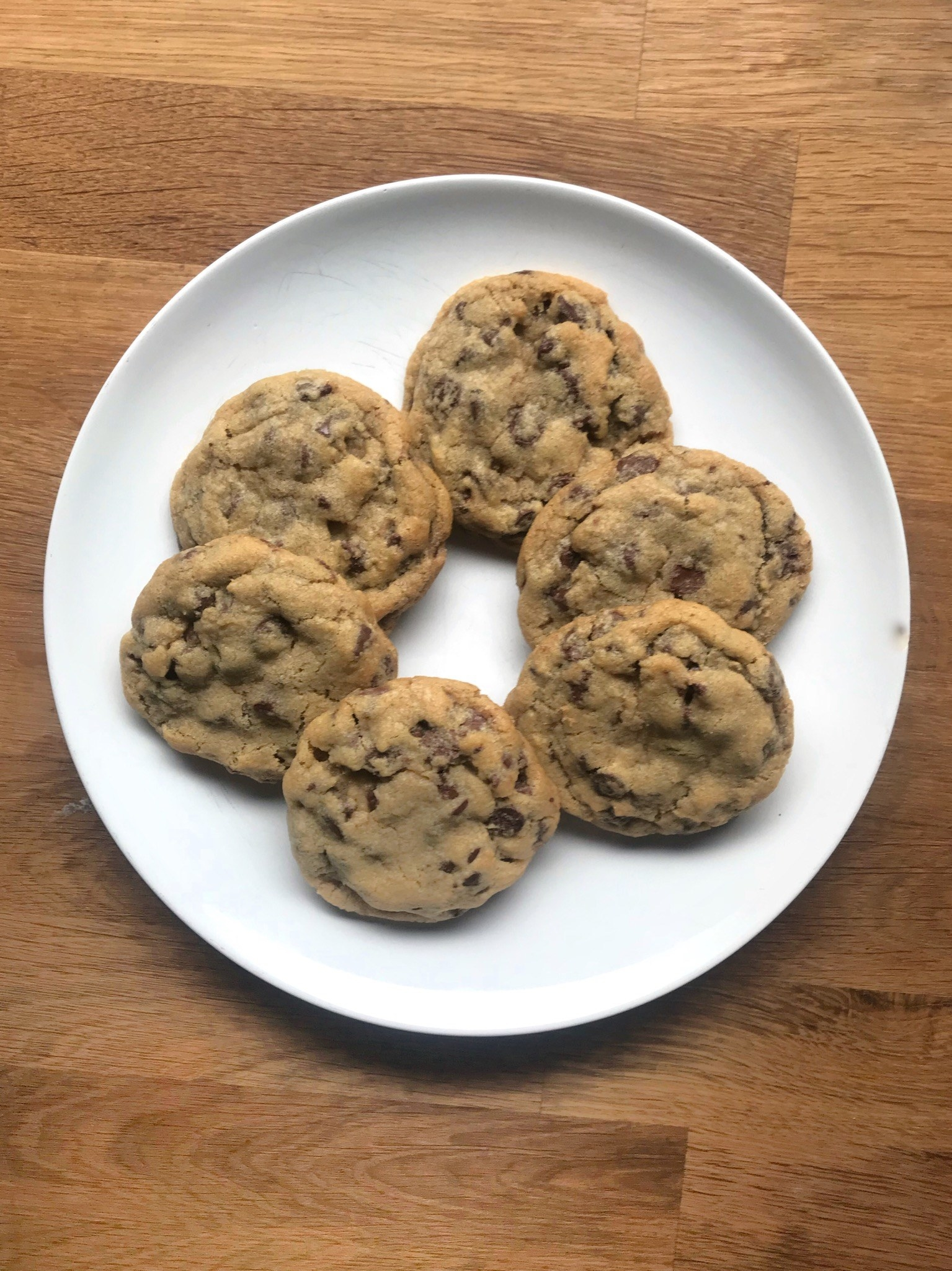 Superb I Tested Famous Chocolate Chip Cookie Recipes To Find The Download Free Architecture Designs Lukepmadebymaigaardcom