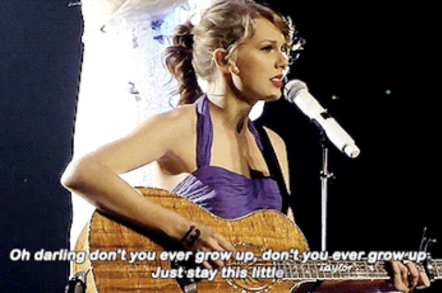 21 Taylor Swift Songs That'll Probably Change The Way You