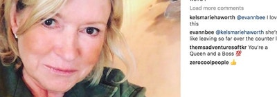 13 Times Martha Stewart Was Secretly The Shadiest Lady On Instagram