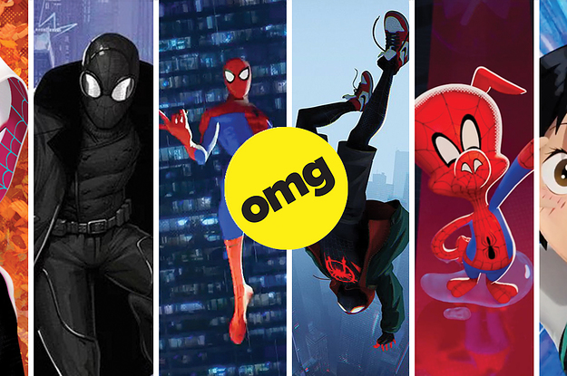 buzzfeed.com - Spider-Man™: Into the Spider-Verse - Everyone Has A Spider-Man™ That Matches Their Personality - Here's Yours