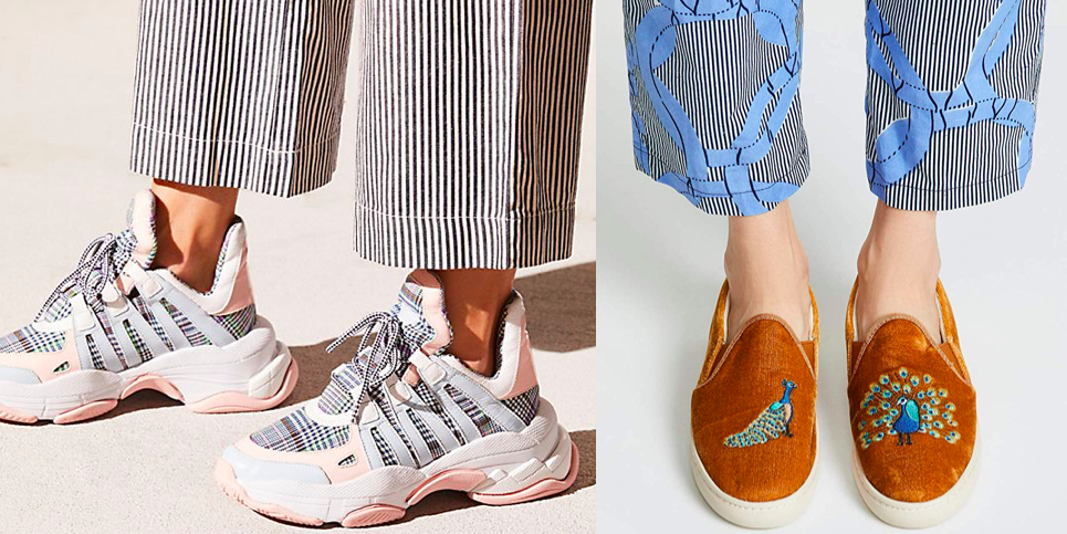 a72e756098f0f8 28 Ridiculously Pretty Sneakers For Anyone Who s Sick Of High Heels