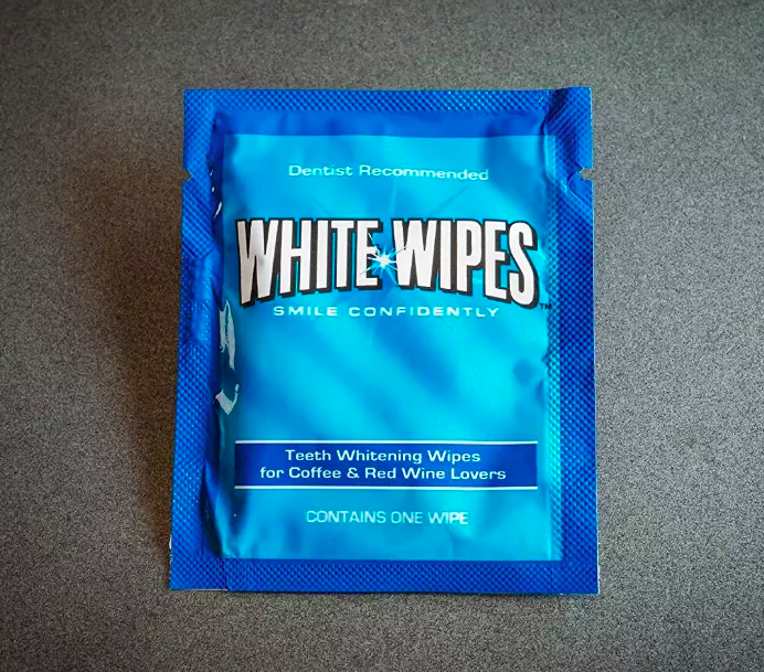 """Promising review: """"These wipes are amazing! Wine stains on your teeth are completely embarrassing. I recently bought these for my best friend's wedding and her bridal party and we took amazing photos all night. Definitely comes in hand and saves the night!"""" —Amazon CustomerGet a pack of 12 from Amazon for $7.49."""