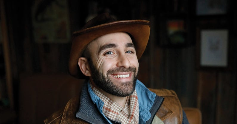 9961f61960d Coyote Peterson Was YouTube s King Of Stings. Now He Wants To Make It Big  On Animal Planet