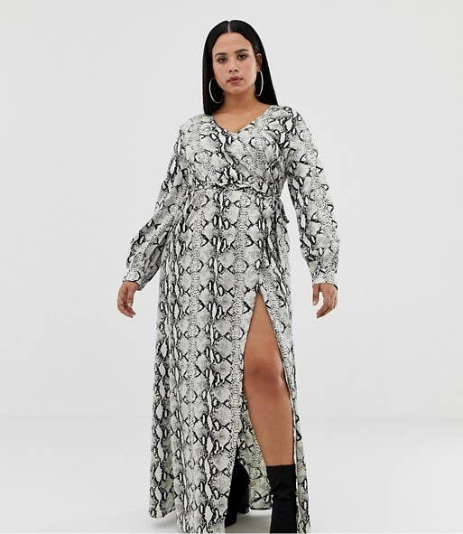 Get it from Asos for $51 (available in sizes 12-20) or a similar one from ASOS for $64 (available in sizes 0-12 tall).
