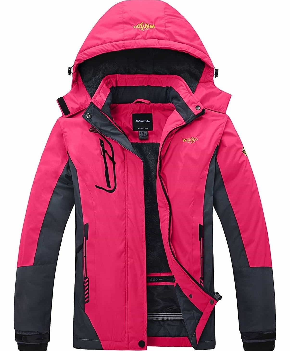 """Promising review: """"I never buy coats online, but couldn't resist when I saw this coat for such a great price, and needed a decent one for snowboarding. I ordered a size small. I am 5'3"""" and 120 lbs., and the coat fits like a dream! Excellent quality and is extremely warm. The color is perfect and vibrant. The inside is not fleece — more of a faux-fur, but very warm and actually softer than expected. Will probably buy another in a different color!"""" —KellyPrice: $78.89 (available in six colors, and sizes S–2XL)"""