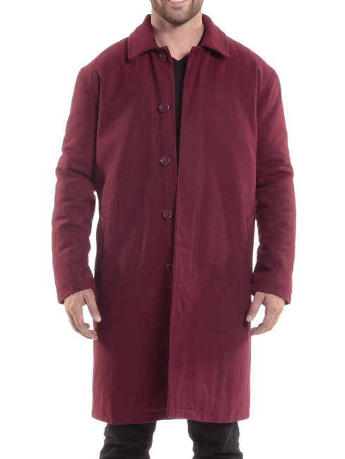 "Promising review: ""This is definitely an awesome coat. It is extremely warm and comfortable, and well-made. The pockets are great. You can fit just about anything short of a kitchen sink in them. It wears a little shorter on me than I had hoped. But that's because I'm tall, not the coat's fault. It is well worth the money!"" —Marshall 