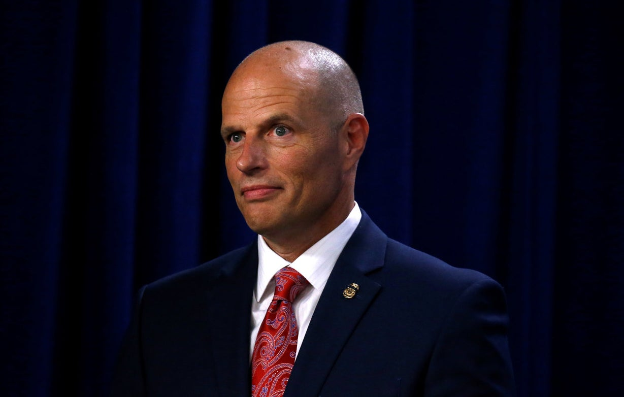 Ronald Vitiello, acting director of Immigration and Customs Enforcement.