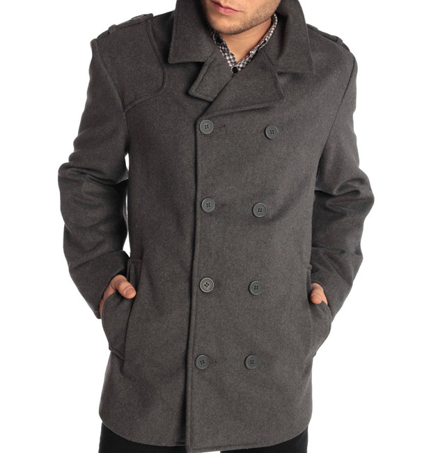 "Promising review: ""This is a great coat at a great price. It's not too heavy and not too light. It runs a bit small from previous reviewers, so I ordered a size up and the fit is great. It is perfect for the weather here in Northern California where its hot and cold and everything in between in one day."" —Chimsqua 