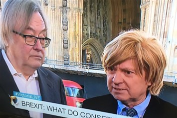 Here Are 14 Ridiculous Things That Happened In British Politics This Week