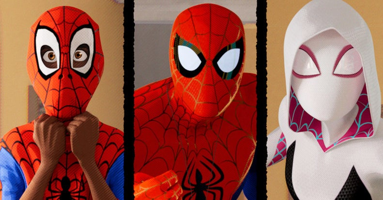 How Spider Man Into The Spider Verse Brought Miles Morales Gwen