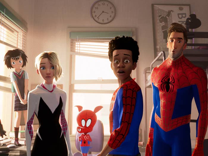 """How """"Spider-Man: Into the Spider-Verse"""" Brought Miles"""
