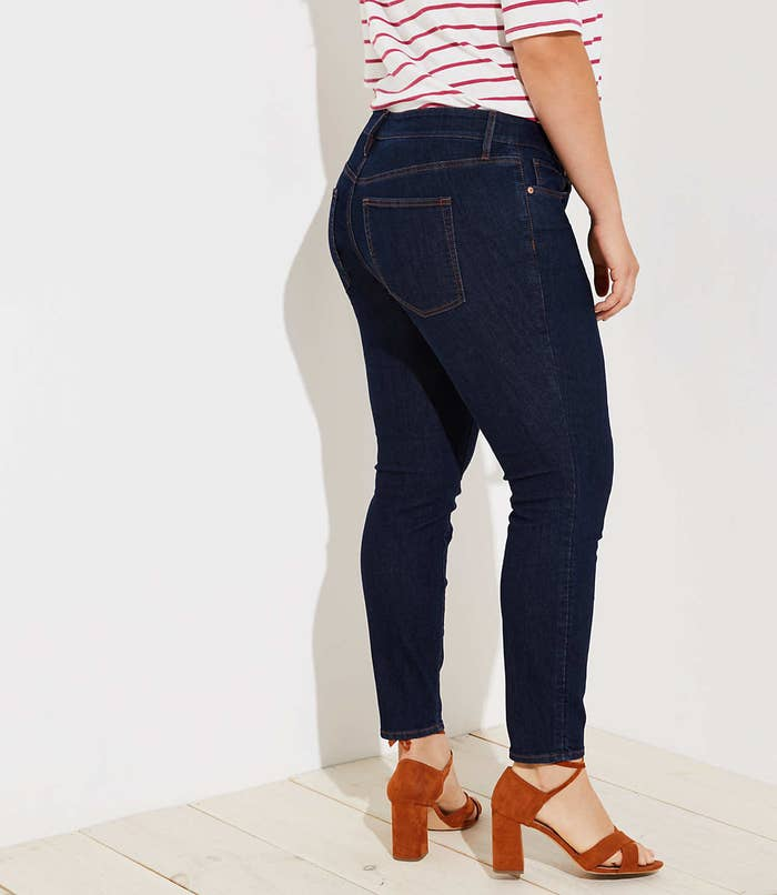 Get them from Loft for $69.50 (available in straight sizes 24–34 and plus sizes 16–26).