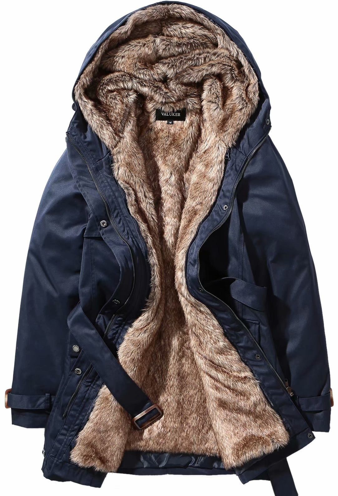 """Promising review: """"This is really a wonderful coat at a great price! It is warm and feels very high-quality. The hood is also so warm, you don't need a hat. Highly recommend."""" —Tina ZhouPrice: $99.99 (available in three colors, and sizes XS–2XL)"""