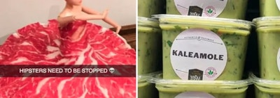 16 Hipsters Who Committed The Absolute Worst Crimes Against Food