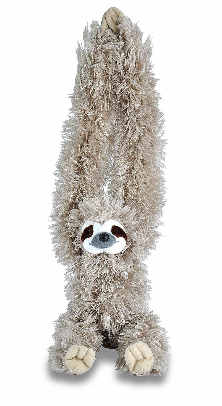 sloth stuffed animal