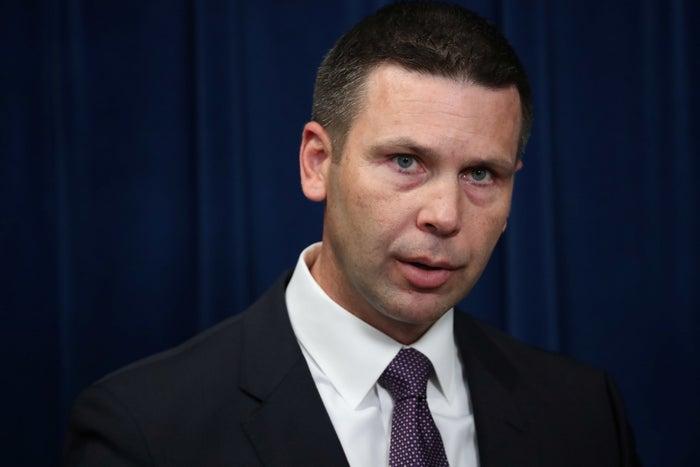 Commissioner Kevin McAleenan.