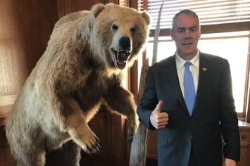 Ryan Zinke Is Quitting As Interior Department Secretary Amid Ethics Scandals