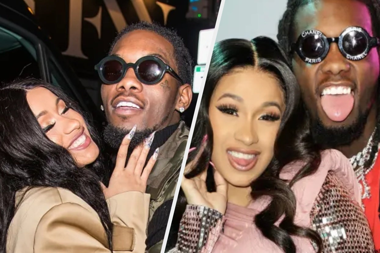 Offset Posted A Video Begging Cardi B To Forgive Him