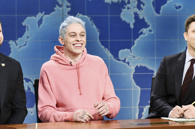 New York Police Have Made Contact With Pete Davidson After An Alarming Instagram Post
