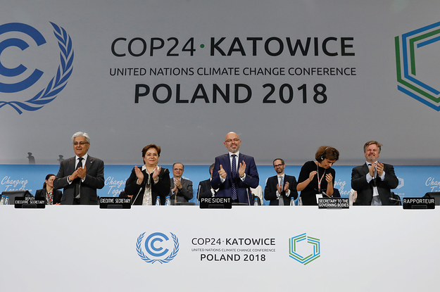 Here's What Happened At The Year's Biggest Climate Talks