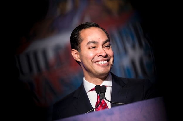 Julin Castro Thinks He Can Turn Texas Blue In 2020