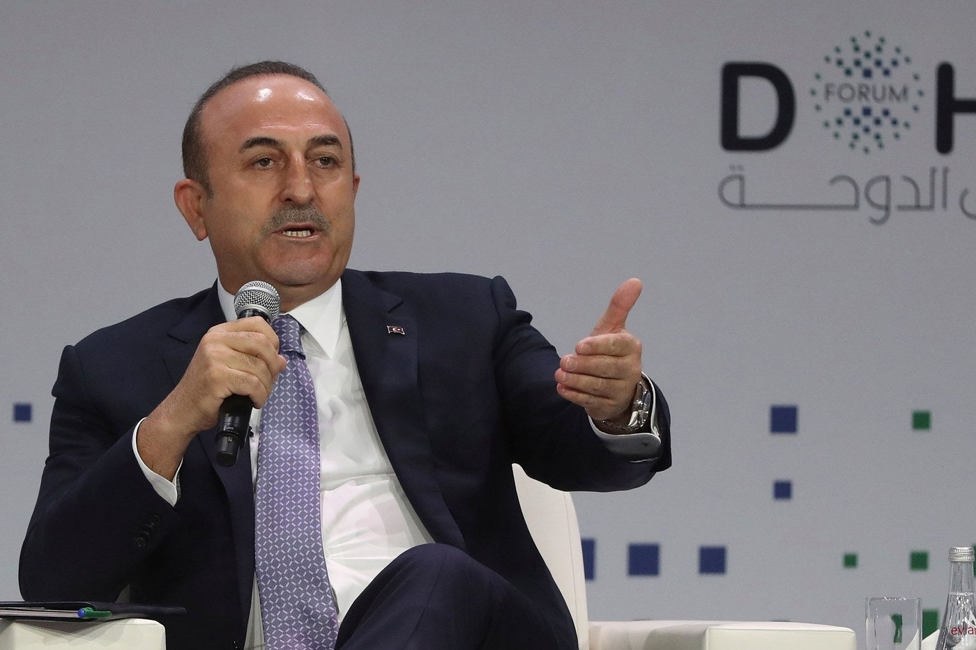 Turkish Foreign Minister: The US Is Working On Extraditing Exiled Cleric