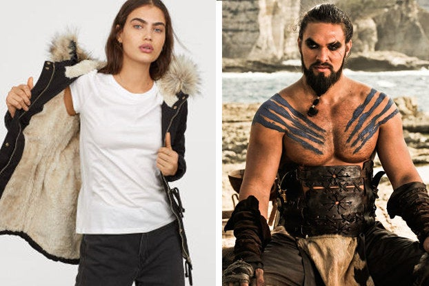 """Which """"Game Of Thrones"""" Character Are You Based On The Winter Coats You Choose?"""