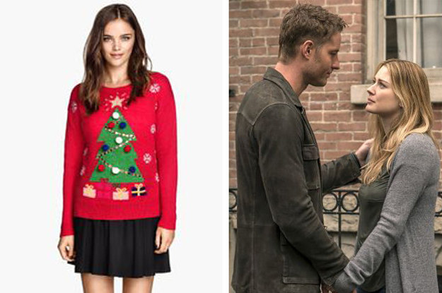 Build A Christmas Outfit And We'll Predict Your 2019