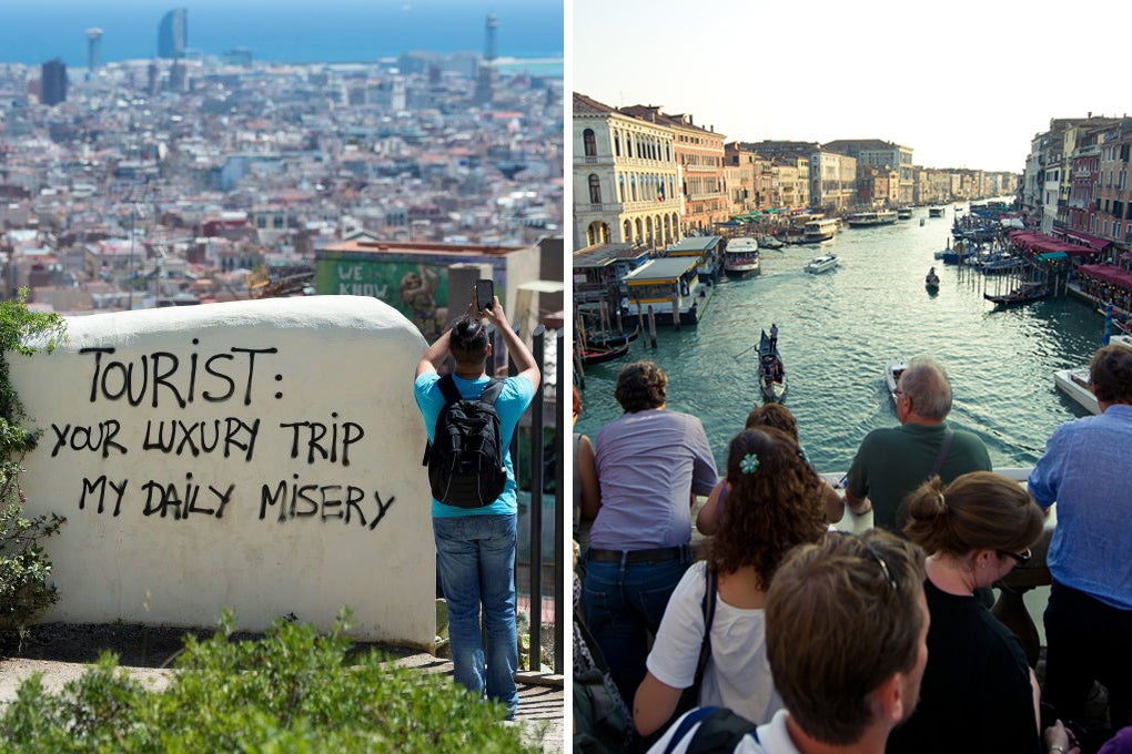 16 Places That Are No Longer Like They Were Before Because Of Overtourism