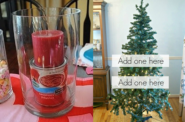 22 Holiday Decor Hacks Thatll Make You Say Why Didnt I Know About These Sooner?
