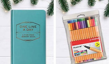 17 Gifts That Stationery Lovers Will Appreciate A Lot This Christmas