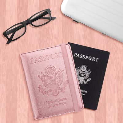 6f3a43d9d26e 14. A passport case complete with card