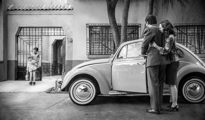 Here Are 25 Gorgeous Stills From Roma That Prove That Its The