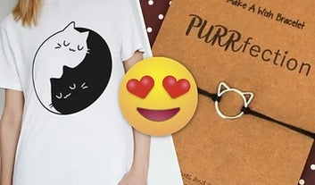 Just 15 Super Cute Gifts For Cat Lovers