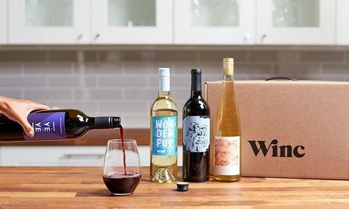 After you fill out a questionnaire noting your preferences, Winc creates a flavor profile for you — and then you'll get a selection of delicious wines (choose from red, white, and rose) based on your individual taste.Read our full review of it here here.Get it from Winc, with wines starting at $13 (and free shipping when you order at least four bottles).