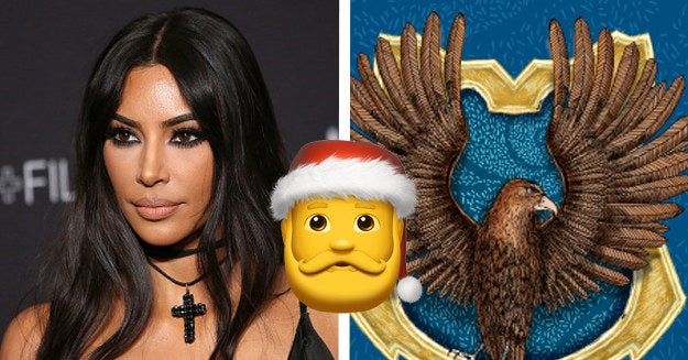 Put These Celebs On The Naughty Or Nice List And We'll Guess Your Hogwarts House
