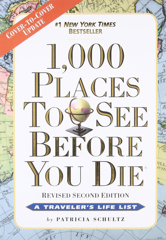 "Promising review: ""I received this book as a retirement present and since then I've given it to others when they retire. Very helpful to refer to when traveling in the US. We used the information on our trip to Florida last winter and the recommendations were spot on. We got to see things that we normally would not have selected to do. Enjoyed seeing every recommendation."" —PatriotGet it from Amazon for $14.56+ (available in paperback or with binding)."