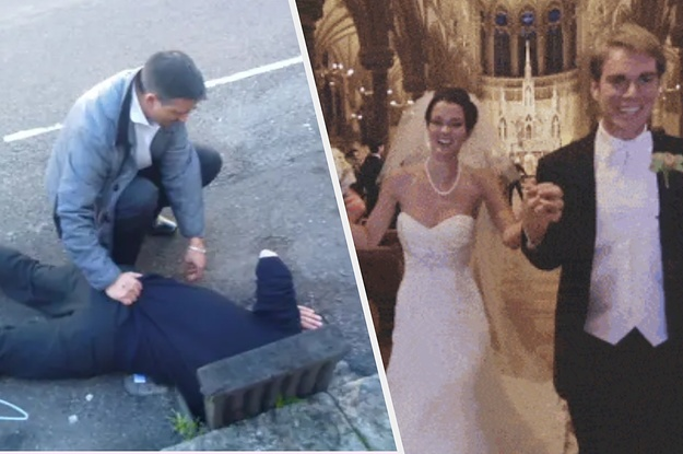 The 19 Greatest Wedding Disasters That Probably Overshadowed The Ceremony 1