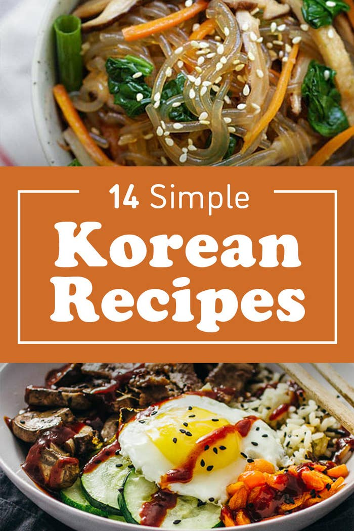 14 Classic Korean Recipes For Beginners