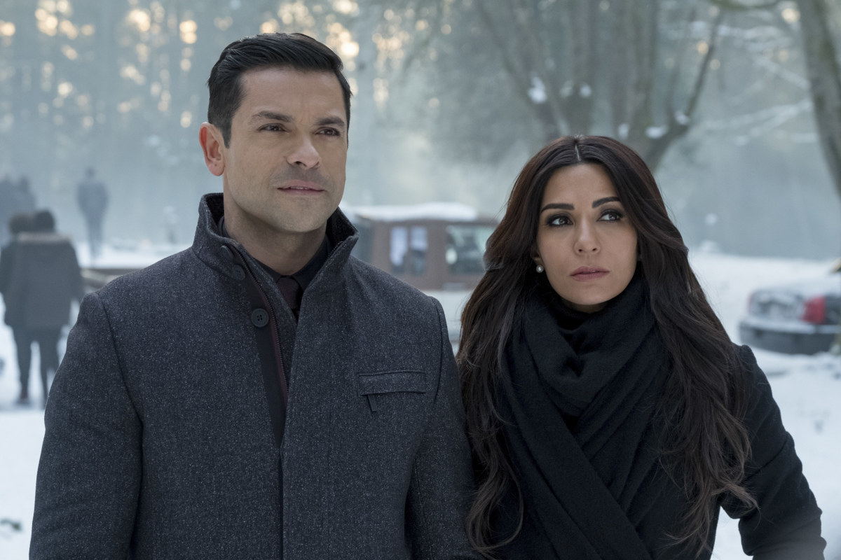 Ahh, Hiram and Hermione Lodge.